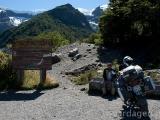 Vid glaciären El Tronador