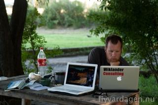 Intensivt bloggande