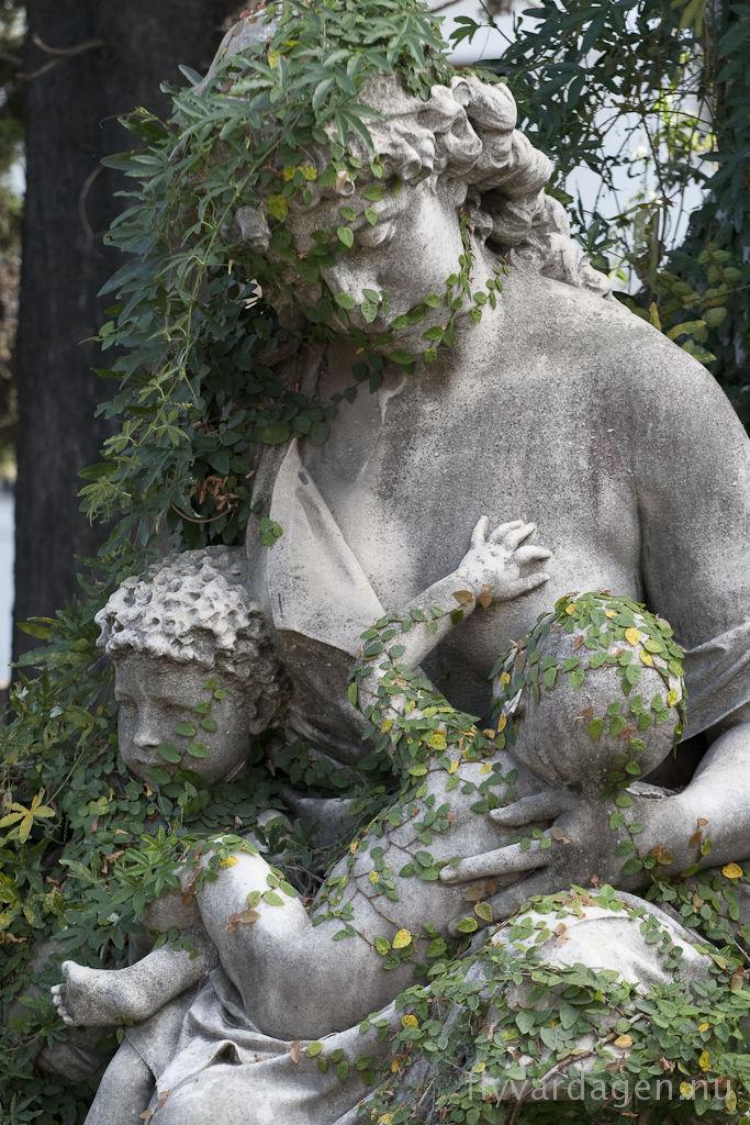 Kyrkogård i Buenos Aires