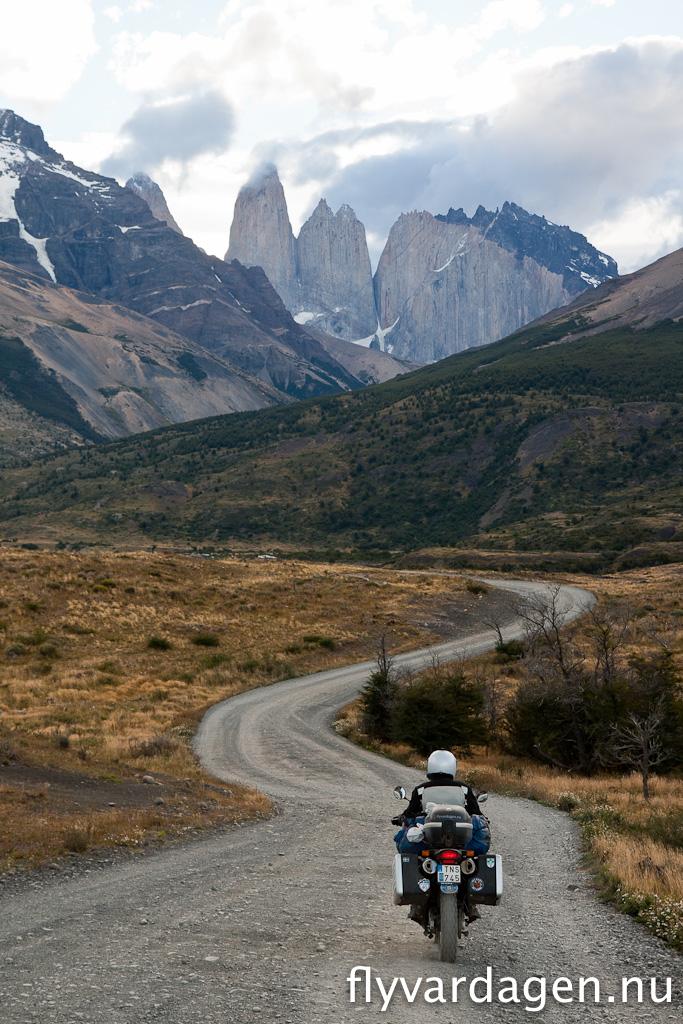 Mot Las Torres del Paine