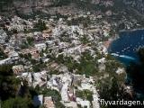 Det är här det händer. Amalfi-kusten.