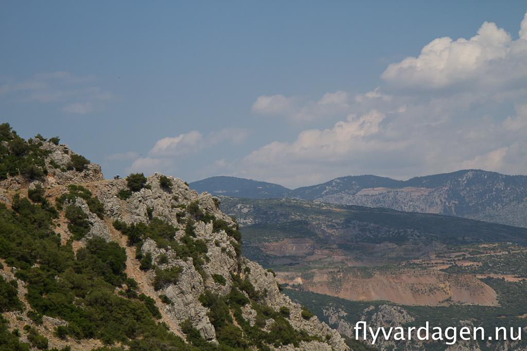 Hitta Lellky :) Grekland bjurder på mycket fina vägar