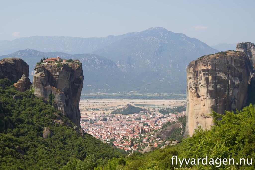 Meteora - Grekland.