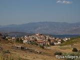Pittoreska städer och byar finns överallt. Här i Grekland.