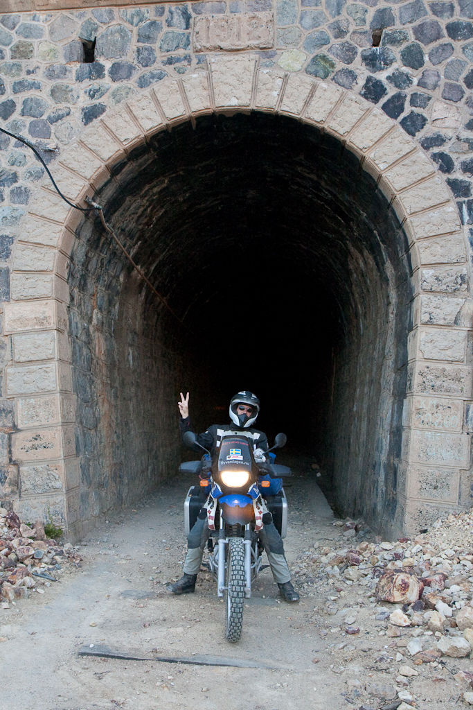 Efter tunneln
