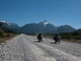 Carretera Austral-grusväg