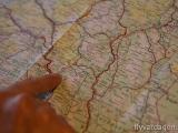 Kartläsning