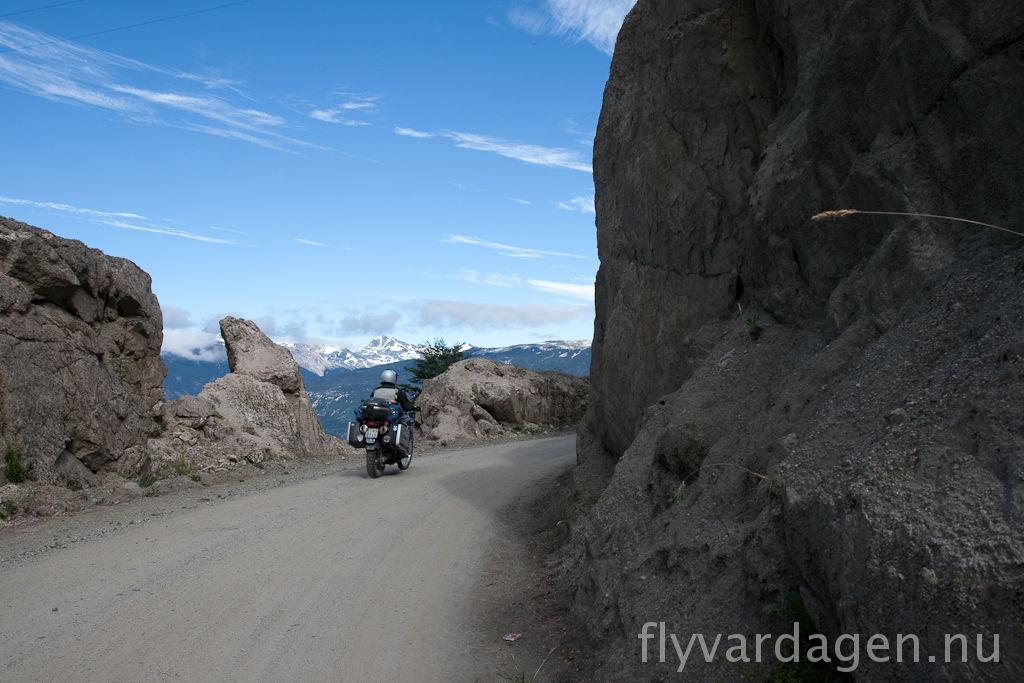 Vägen till Puerto Sanches