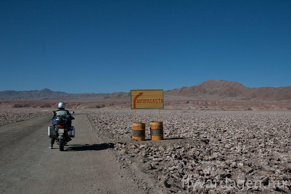 Antofagasta here we come