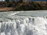 Vattenfall i Torres del Paine
