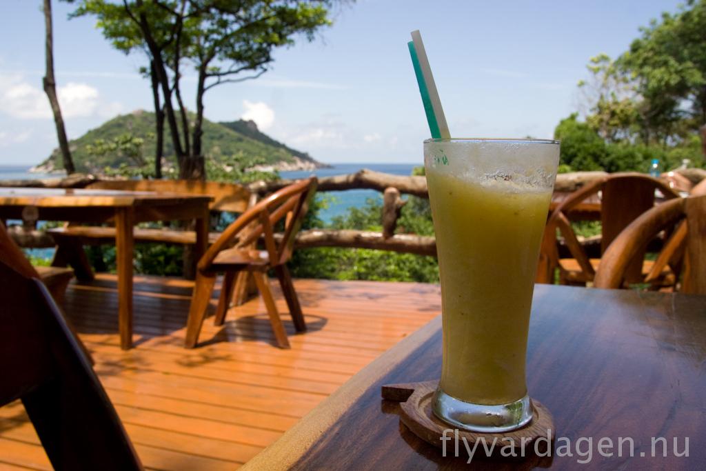 Pineapple-shake