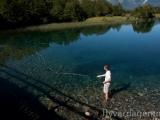Flugfiske i Patagonien