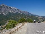 Albaniens vägar är underbara