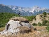 Bunker i Albanien