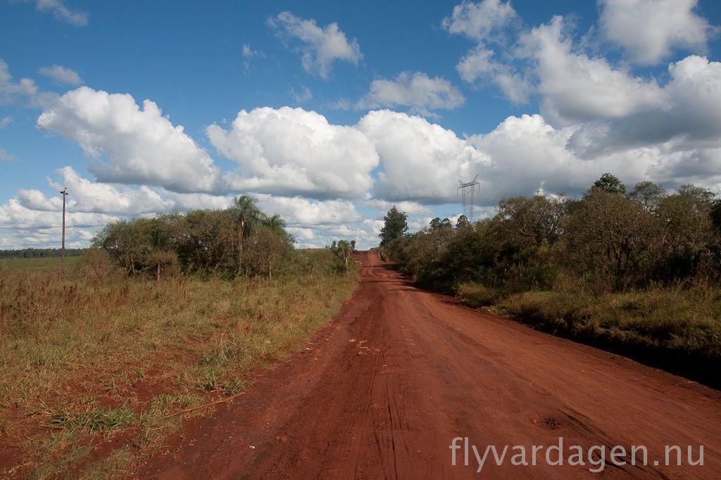 Röda vägar