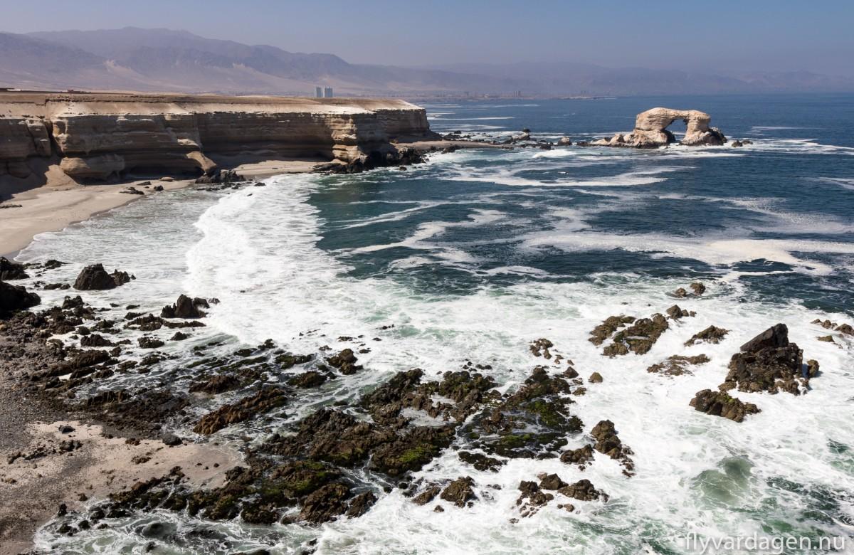 From Puerto Varas to Antofagasta